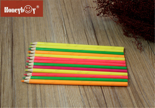 Honeyboy Neon Color Pencil China