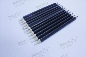 Best Selling And High Quality Double Coloered Leads Triangular Jumbo Pencil