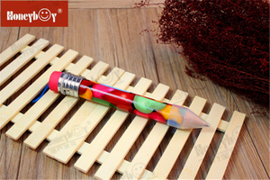Children Gift Popular Wooden Promotional Pencil Gift
